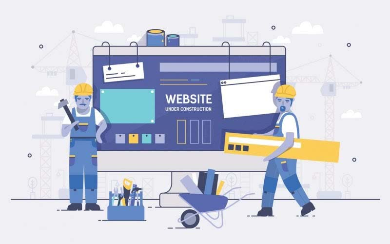 Should you build your own website Feature Image
