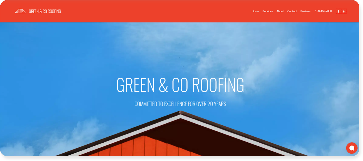green co roofing